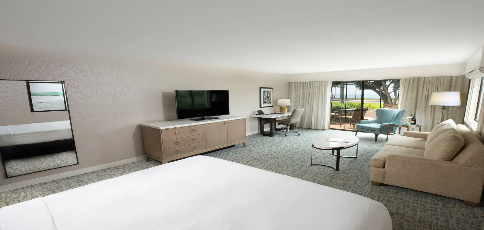 Suites, Guest Rooms
